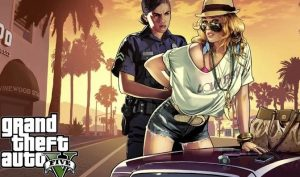 Grand Theft Auto5